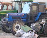 Ebro H 135 DT MFWD