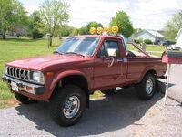 1983Toyota4X4SR5