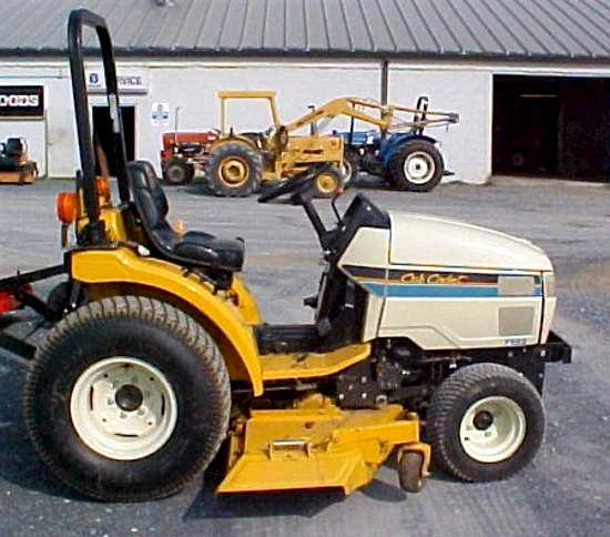 Cub Cadet 7200 : Cub cadet tractor construction plant wiki