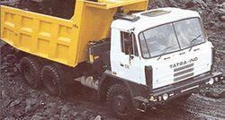 Tatra Vectra t-815-dumper