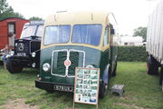 Rutland M4 2-ton van - 678 UXJ at Swindon 2011 - IMG 1604