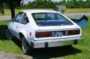 1979 AMC Spirit liftback light blue NC-r