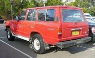 1987-1990 Toyota Land Cruiser (FJ62RG) GX wagon (2009-12-04)
