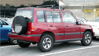 Suzuki Escudo Nomade 001