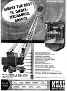 Neal NS Series cranes