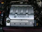 4.0 L V8 Aurora