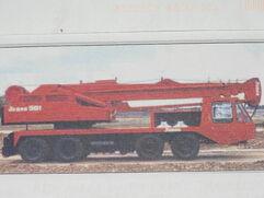 1980s JONES 561 Cranetruck Diesel