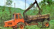 Engesa EE-510 forestry