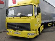 Maz truck mims 2006