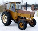 Valmet 702S - 1976