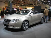 Volkswagen Eos Front-view