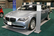 BMW ActiveHybrid 7 WAS 2010 8967