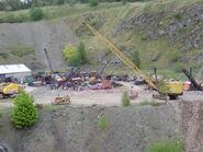Threlkeld Quarry area