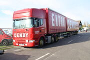 Denby Eco--link (roadtrain) at Newark 2009 - IMG 5718