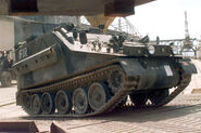 Royal Army FV105 Sultan IFOR