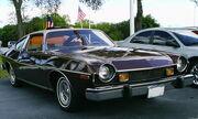 1976 AMC Matador coupe cocoa fl-fr