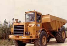1990s DJB D350 ADT Diesel