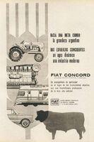 Fiat Concord ad - 1965