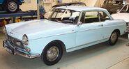 Peugeot 404 SL Coupe 1964