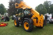 JCB 541-10 Agri Loadall at Strumpshaw 09 - IMG 0412