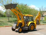 ITMCO BL750 backhoe (ITISCO) - 2015