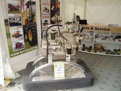 John Deere 4045HF280 engine TIII