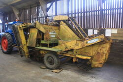 Beet Harvester - Peterborough - IMG 3028