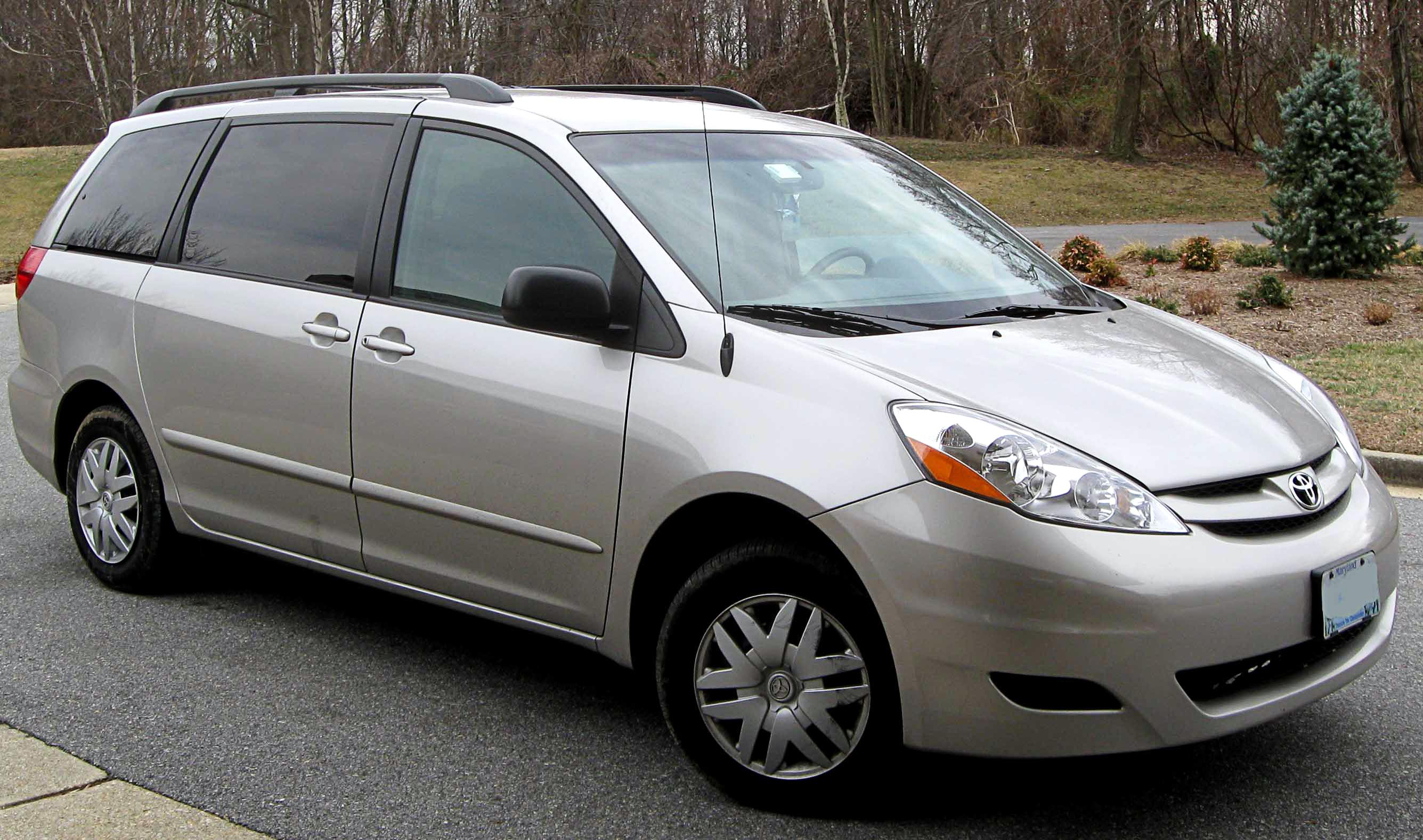 Toyota Sienna 2001 LE 6 Cylinder Manafacture Control?