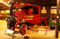 Clayton Wagon no T1136 - VG 1825 in Thursford 09 - IMG 6809