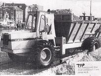 A 1982 BRAY D120 ADT Diesel 4X4