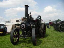 Clayton and Shuttleworth engine 44103