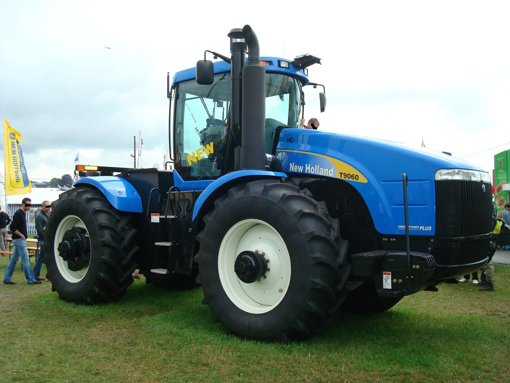 new holland t9060 tractor construction plant wiki. Black Bedroom Furniture Sets. Home Design Ideas