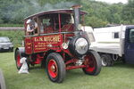 Foden no. 13536 - tractor - RY 9259 at Corbridge 2010 - IMG 8032