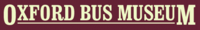 Oxford Bus Museum logo