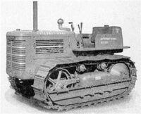 International TD-9 narrow 1940