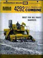 MM 4292 combine brochure