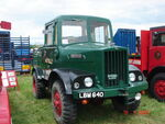 Unipower timber tractor