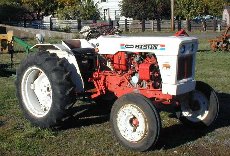 Satoh Bison S650g Mower : Satoh bison s g tractor construction plant wiki