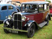 BSA 10 1185cc October 1933