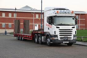 Scania R 440 + King trailer - Hydrex - IMG 0910