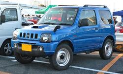 Suzuki Jimny JB23 001
