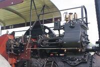 Fowler no. 16433 Roller Monty UM 3917 at Belvoir 2011 - IMG 3118