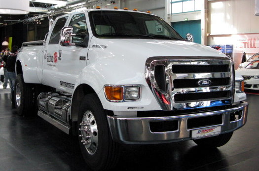 Ford F-650 | Tractor & Construction Plant Wiki | FANDOM ...
