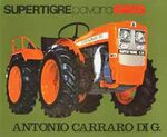 A.Carraro SuperTigre 625 MFWD