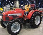 Mahindra 8560 Turbo MFWD-2009