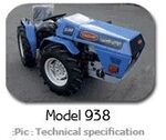 O.T.M.CO 938 MFWD-2007