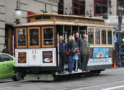 11 Cable Car on Powell St crop, SF, CA, jjron 25.03.2012