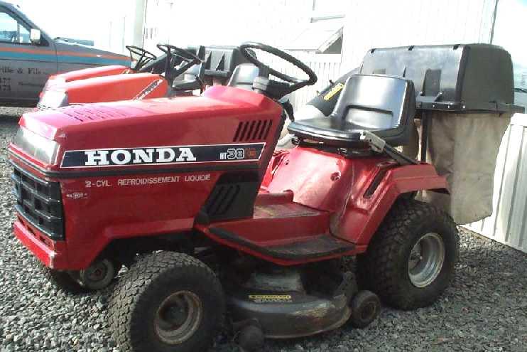 Honda Ht3813 Tractor Amp Construction Plant Wiki Fandom