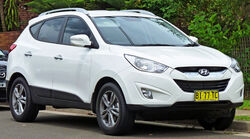 2010 Hyundai ix35 (LM) Elite wagon 02