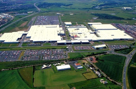 Nissan Motor Manufacturing Uk Tractor Amp Construction
